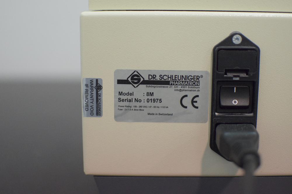 Dr. Schleuniger Tablet Tester 8M