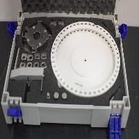 Capsugel CFS 1200 Size 00el Change Parts