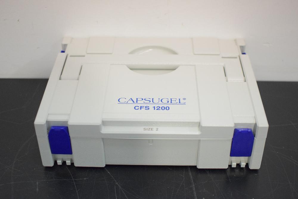 Capsugel CFS 1200 Size 2 Change Parts