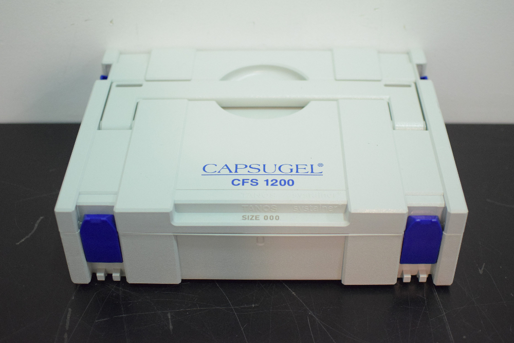 Capsugel CFS 1200 Size 000 Change Parts