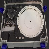 Capsugel CFS 1200 Size 000 Change Parts