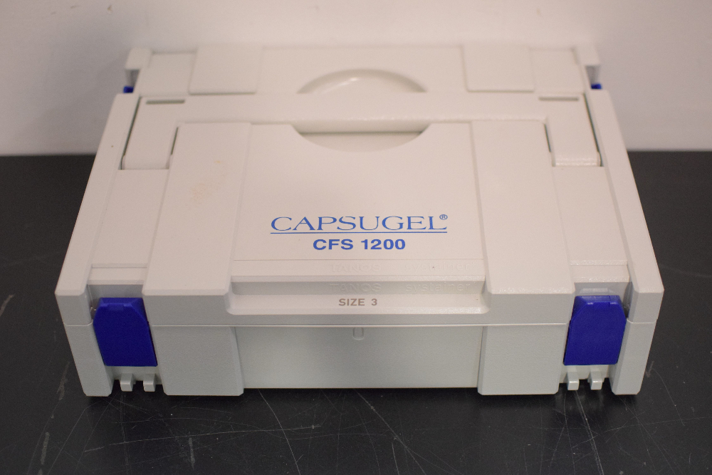 Capsugel CFS 1200 Size 3 Change Parts