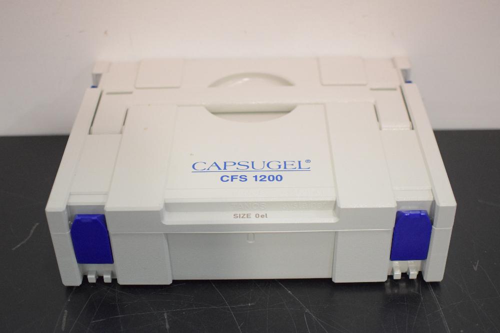 Capsugel CFS 1200 Size 0el Change Parts