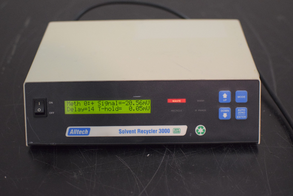 Alltech Solvent Recycler 3000