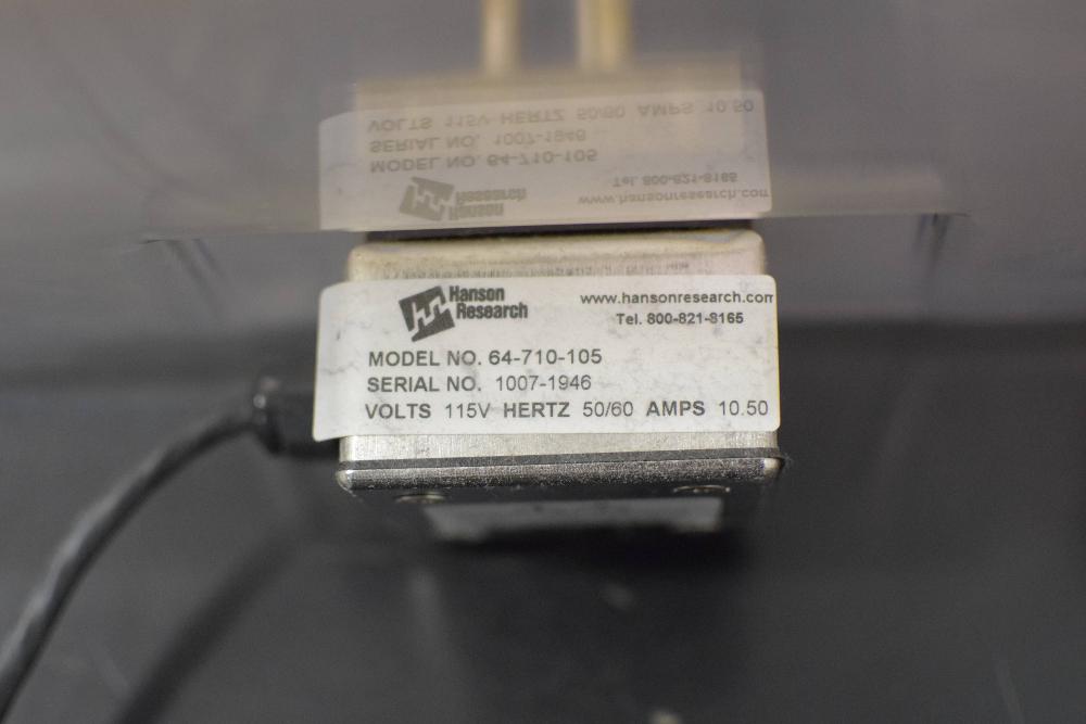 Hanson SR8 PLUS Dissolution 73-100-425