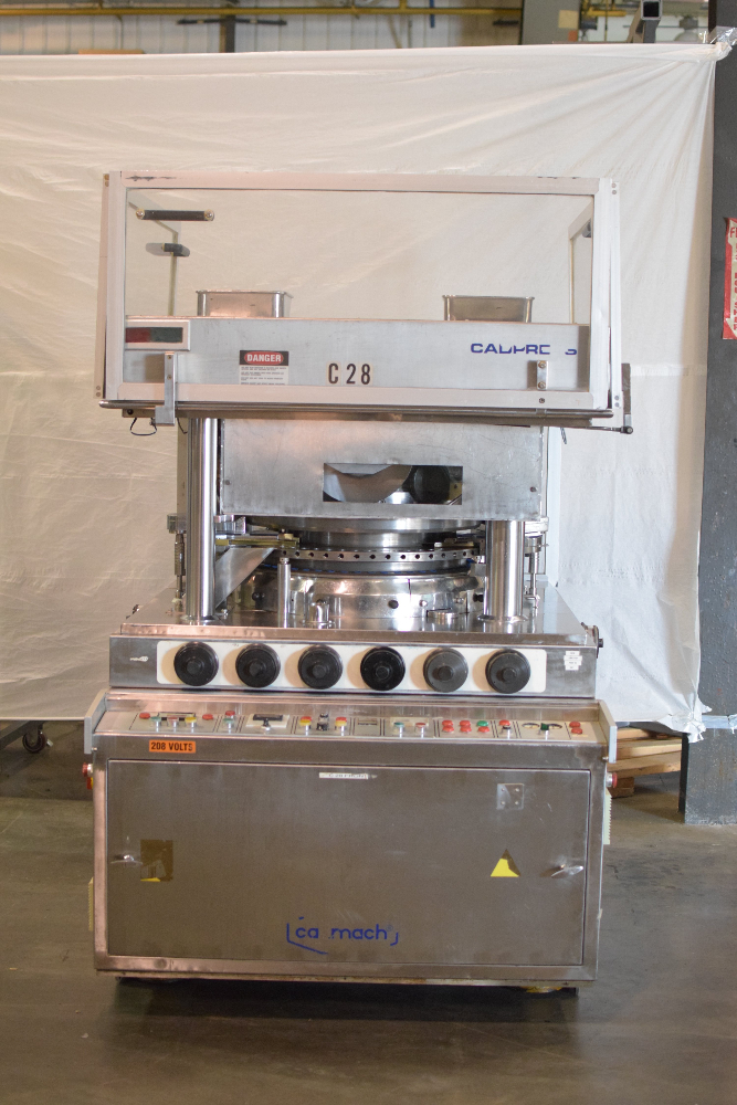 Cadmach CPD IV-75 Tablet Press