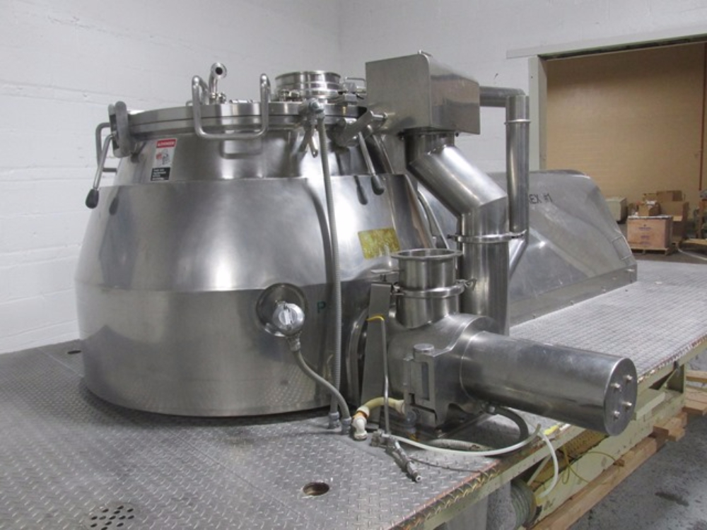Glatt Powrex 600 High Shear Mixer