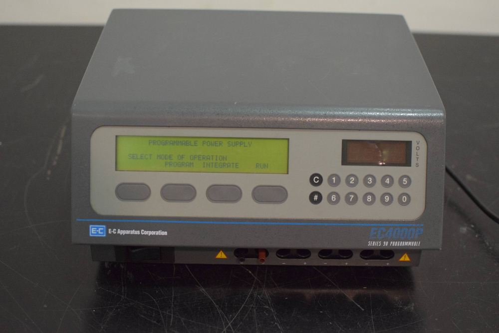 E-C Apparatus EC4000P Series 90 Programmable Power Supply