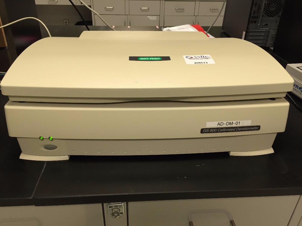 BioRad GS-800 Calibrated Densitometer
