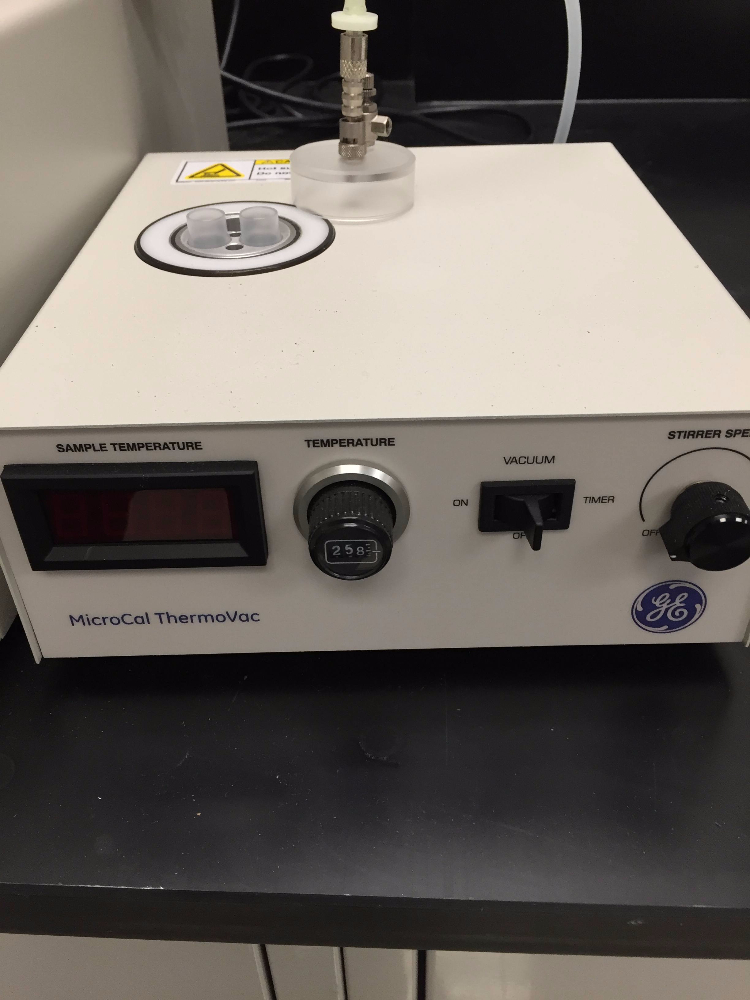 GE Healthcare MicroCal VP-DSC Microcalorimeter