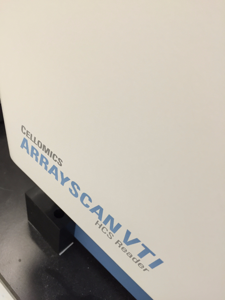 Thermo ArrayScan VTI HCS Reader