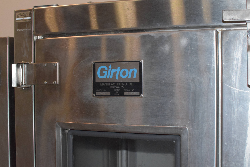 Girton Stainless Steel Bottle Washer