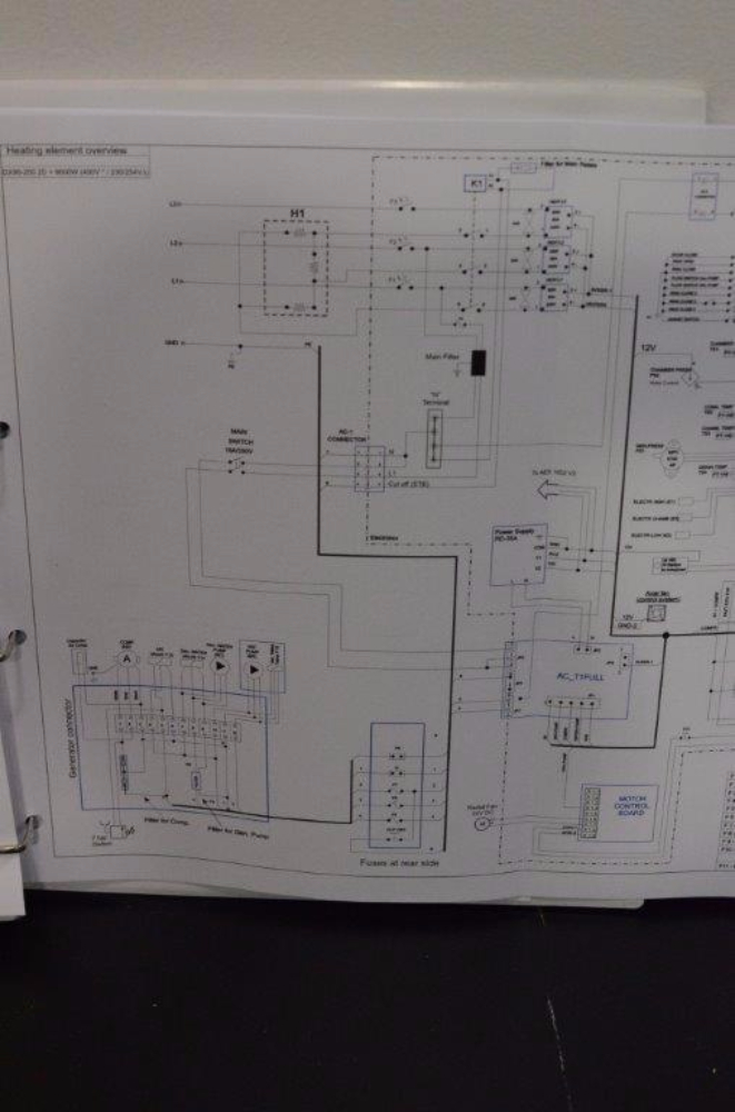 Systec DX-90 2D Autoclave