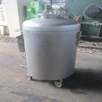 Bowa 200 Liter Jacketed Receiver Tank