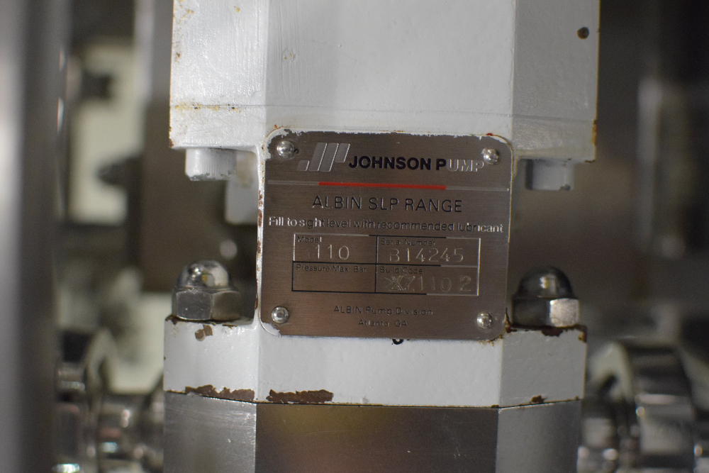 Millipore Model MSD6422W4 TFF System