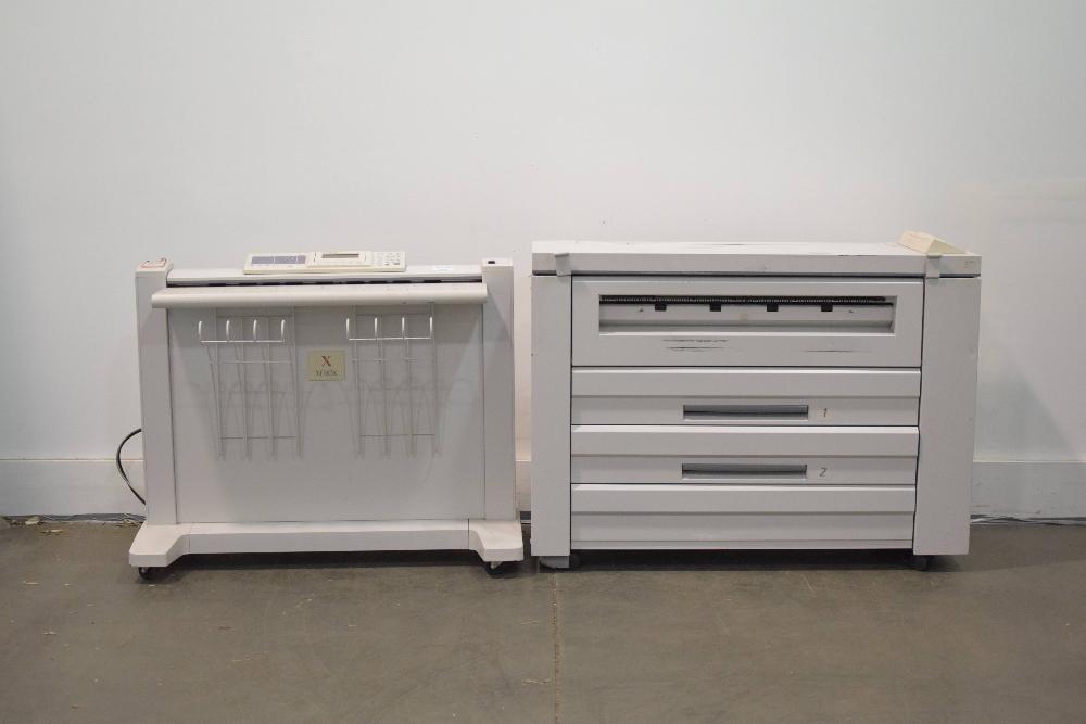 Xerox XIA-1 8825 Wide Format Scanner