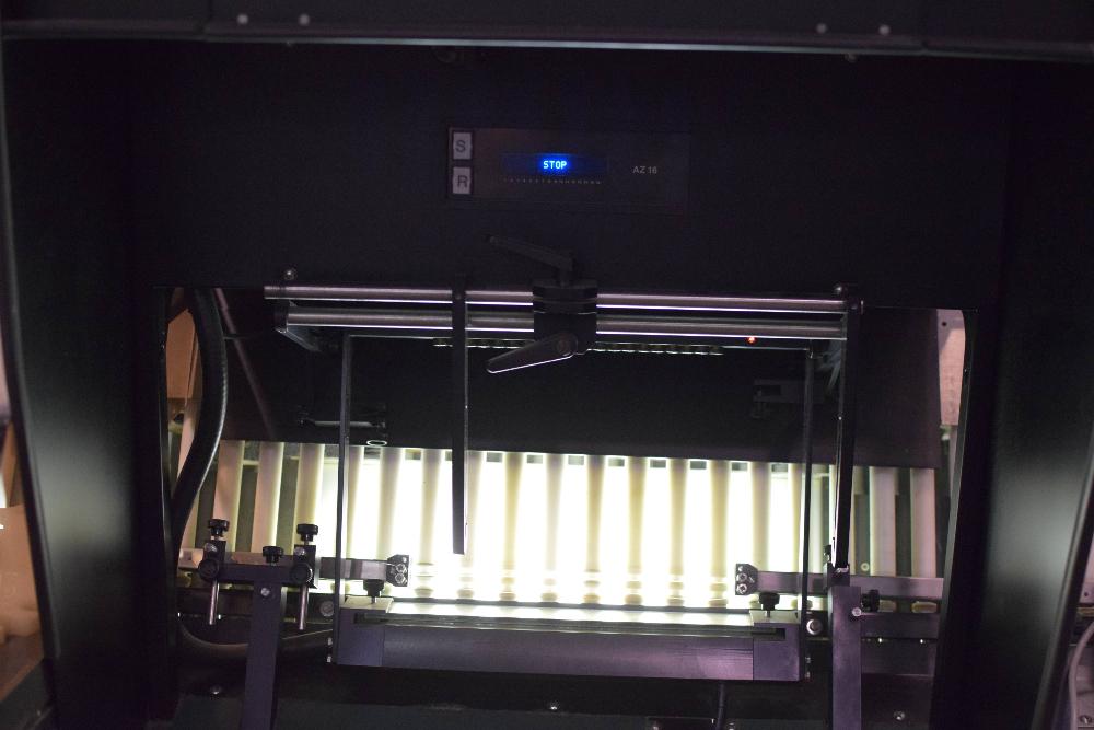 Seidenader V90-AVSB/60 Vial Inspection Machine