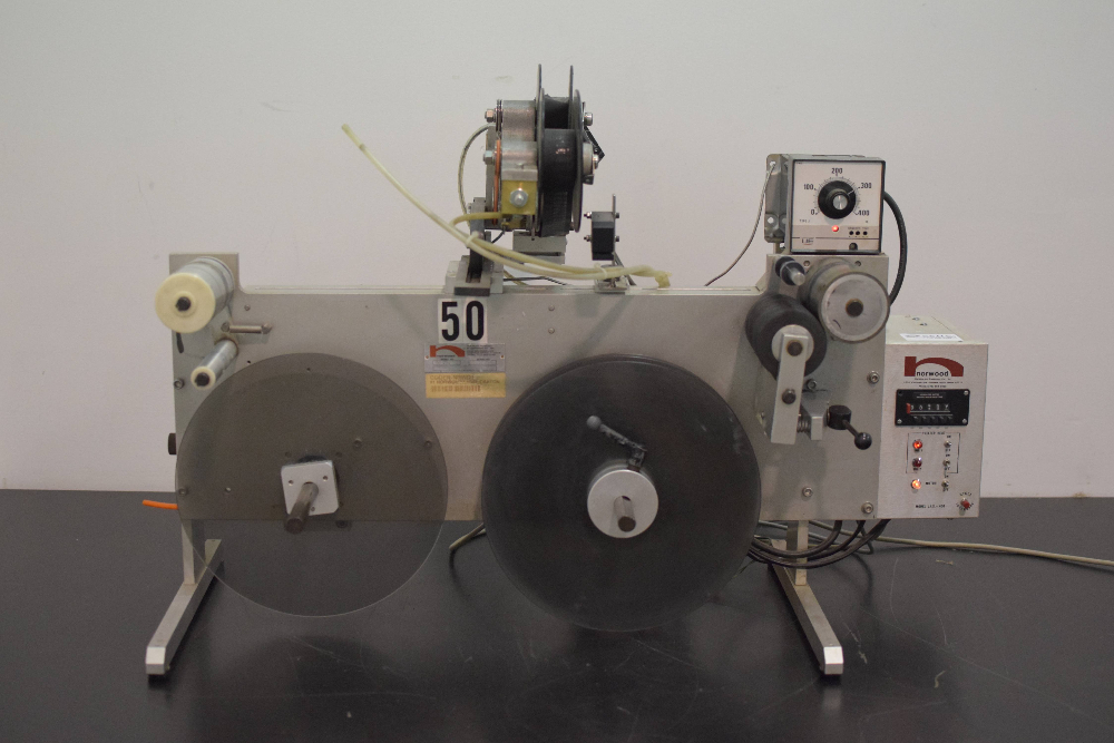 Norwood Marking & Equipment L.I.S. 400 Carton Labeler
