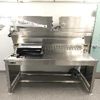 Stainless Steel Necropsy Backflow Table