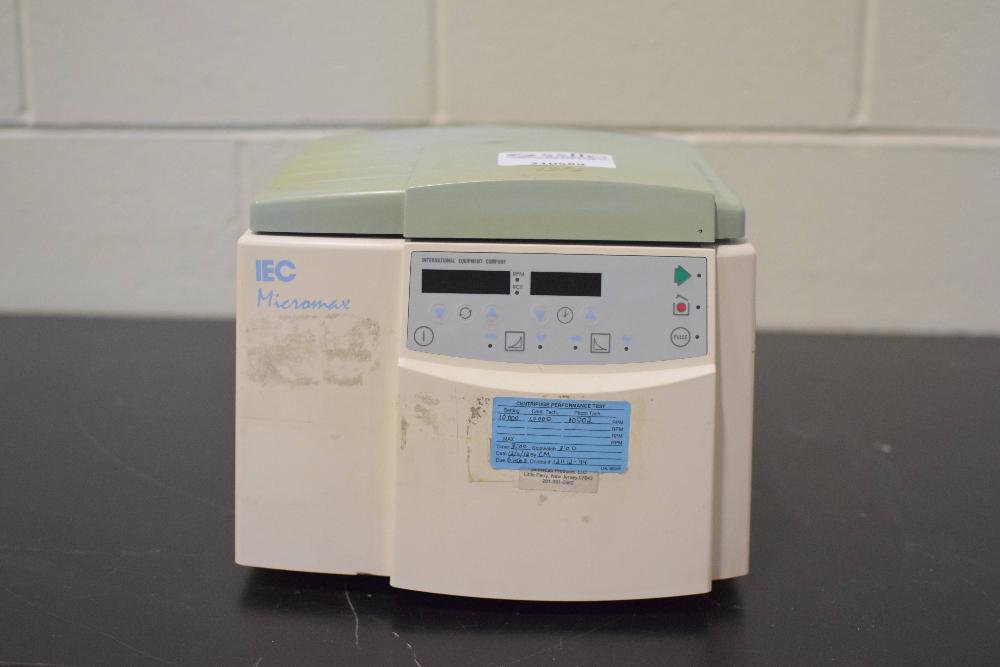 IEC Micromax Centrifuge