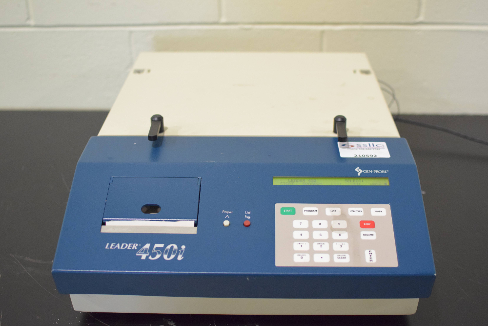 MGM instruments Opto II Leader 450i Luminometer