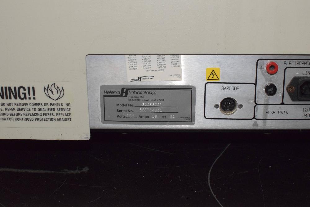 Helena Labs G1088001 Spife 3000 Electrophoresis Analyzer