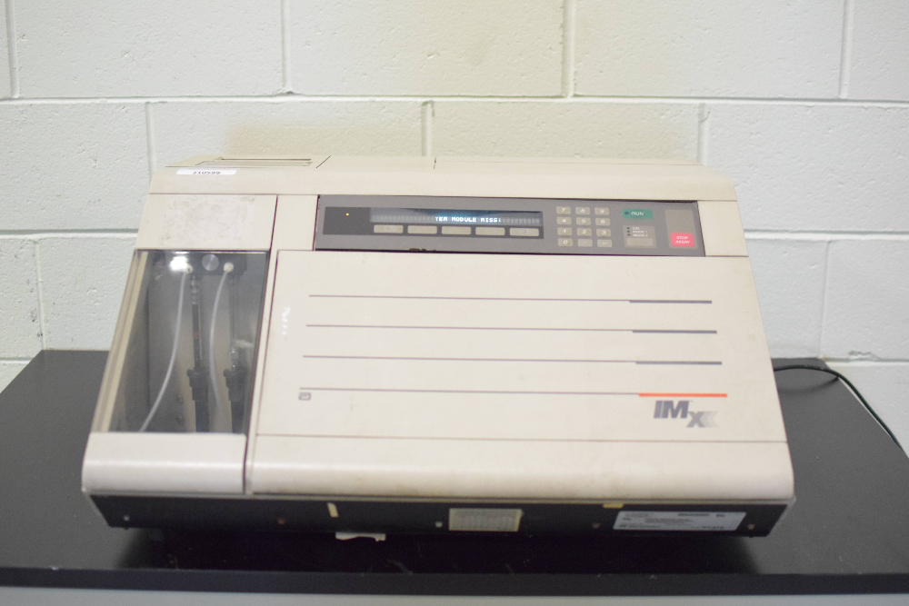 Abbott Labs IMX Automated Immunoassay Analyzer
