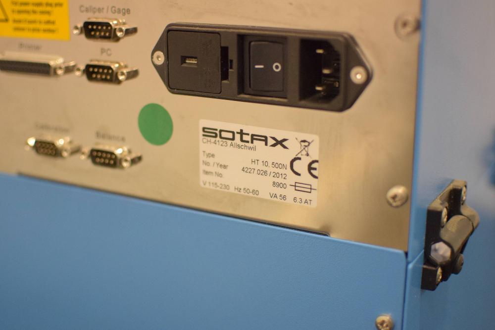 Sotax HT10 Tablet Sorter