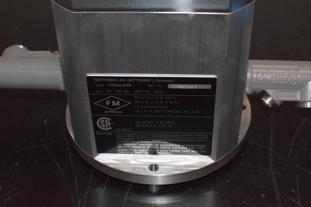 Sartorius YPS02-XKR Power Supply
