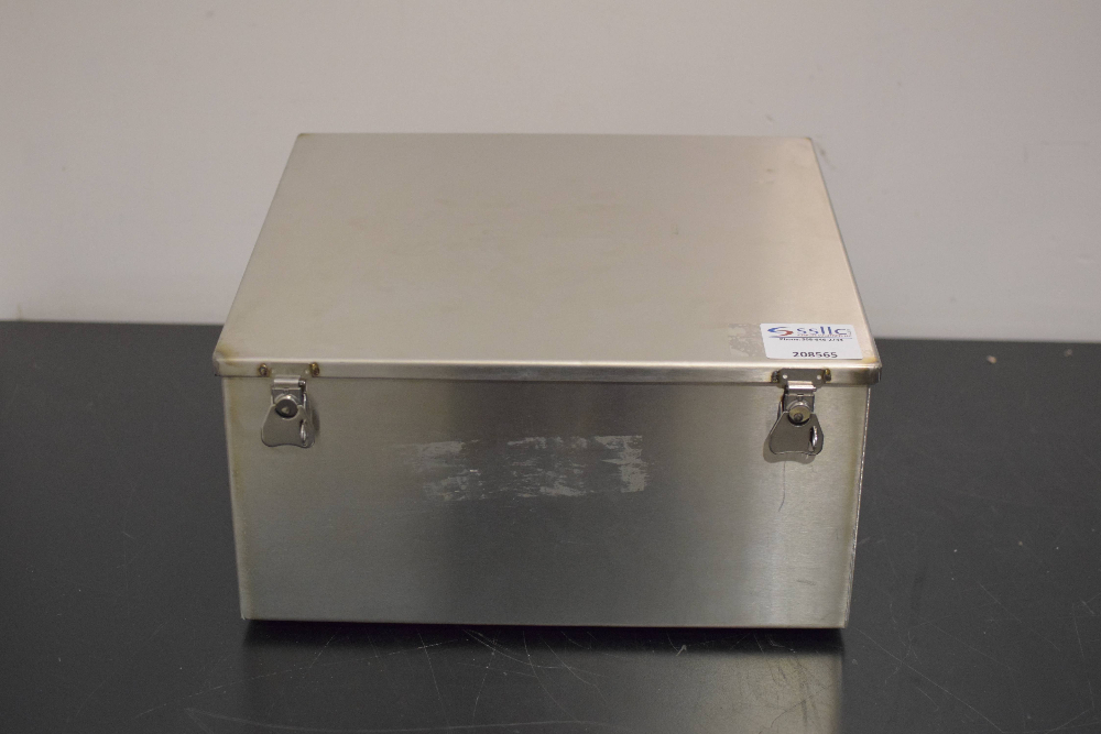 Type 4 Stainless Steel Box