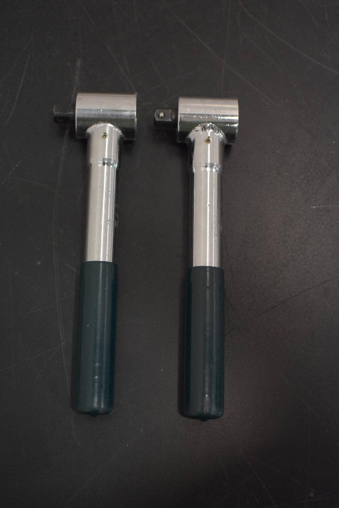 Lot of (2) Seekonk MR-1 Torque Wrench