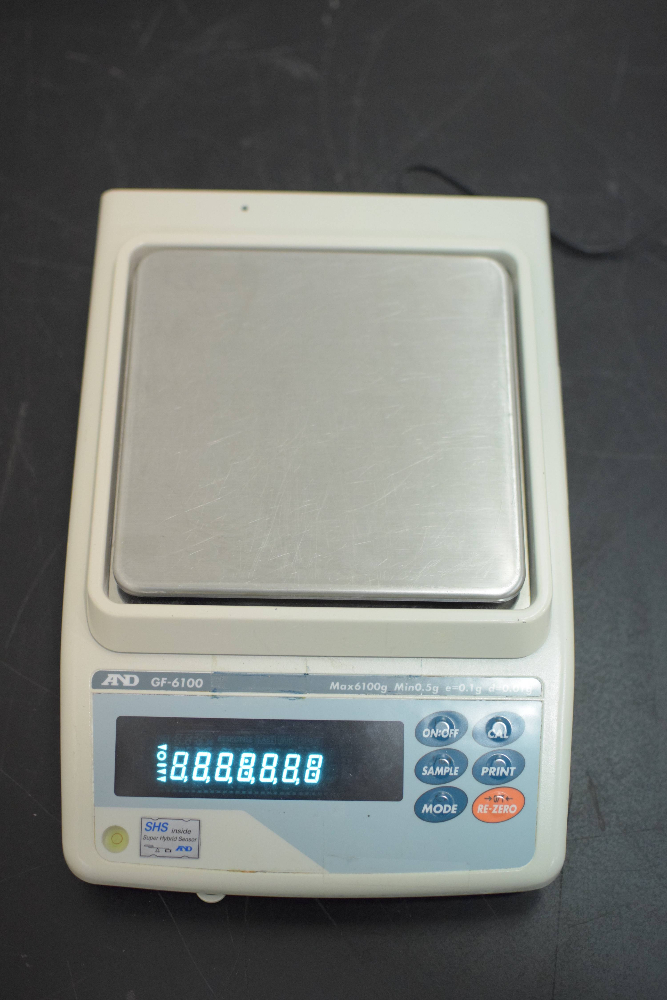 AND GF-6100 Precision Balance