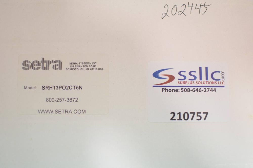 Setra SRH Relative Humidity Sensor