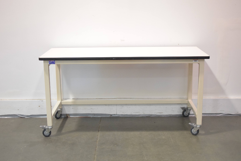 Phoenix Workstation Rollable Table