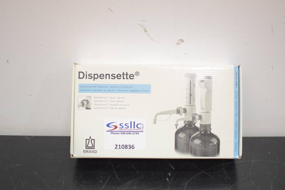 Brand Dispensette III Bottletop Dispenser