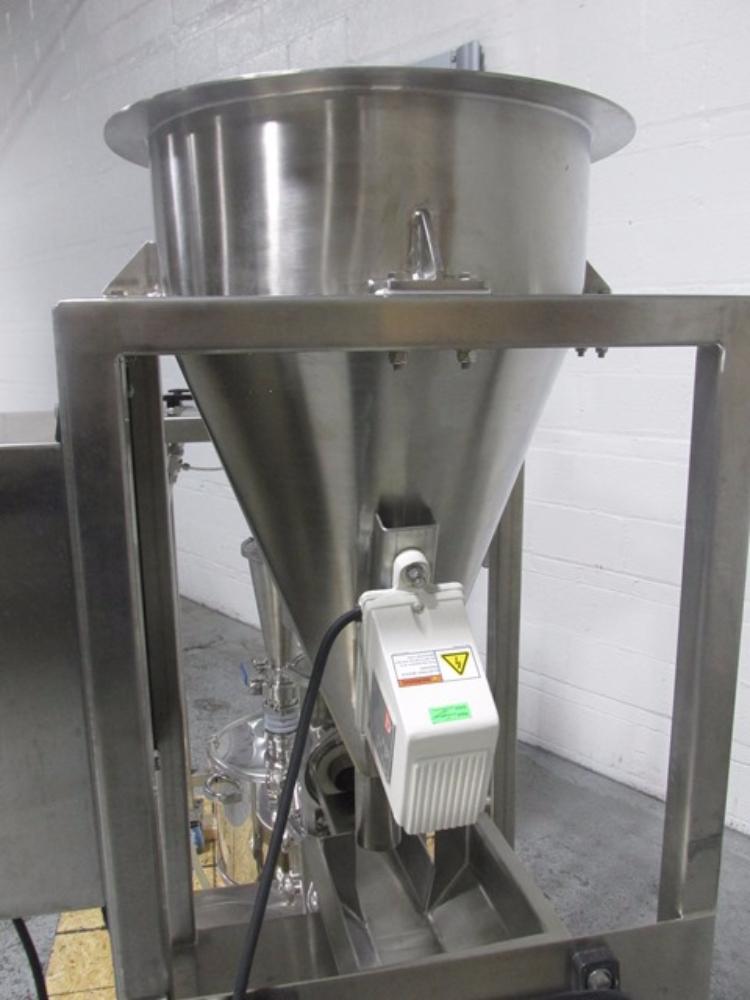 Fluid Energy Jet-O-Mizer Mill