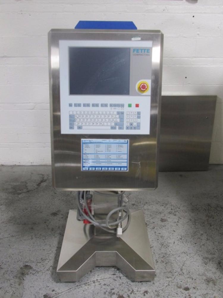 Fette 1200i Tablet Press