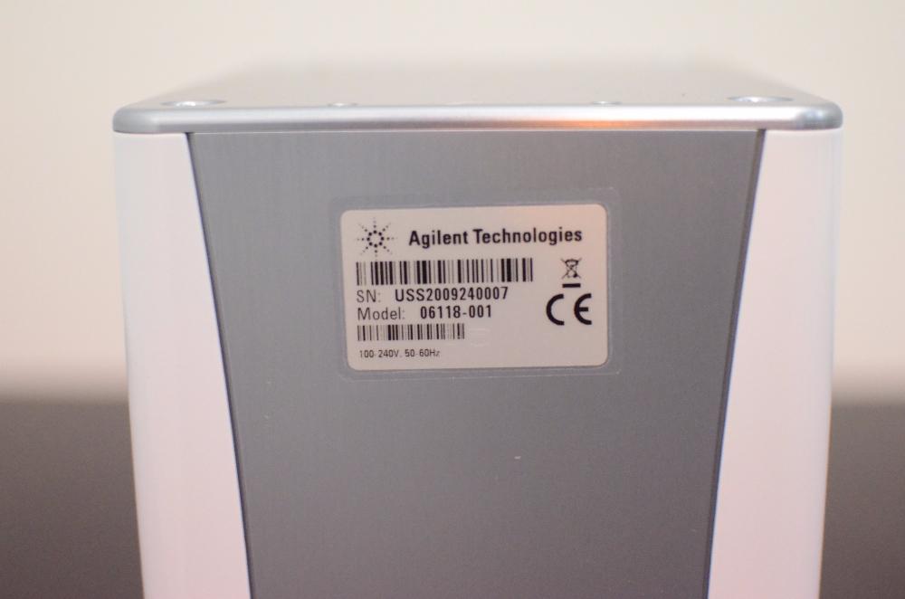 Agilent 06118-001 Dual Head Peristaltic Pump Module