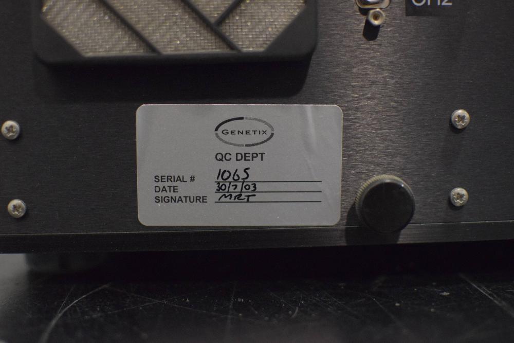 Genetix Aquire Micro Array Scanner