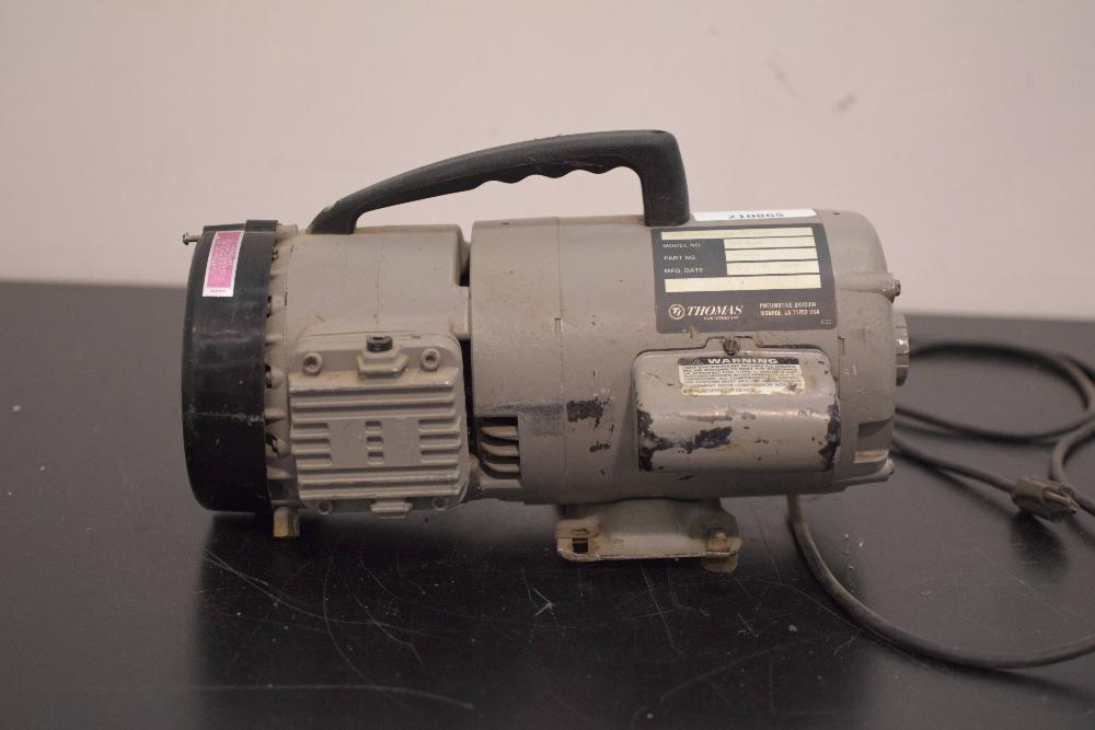 Thomas GH-505B Air Compressor Vacuum Pump