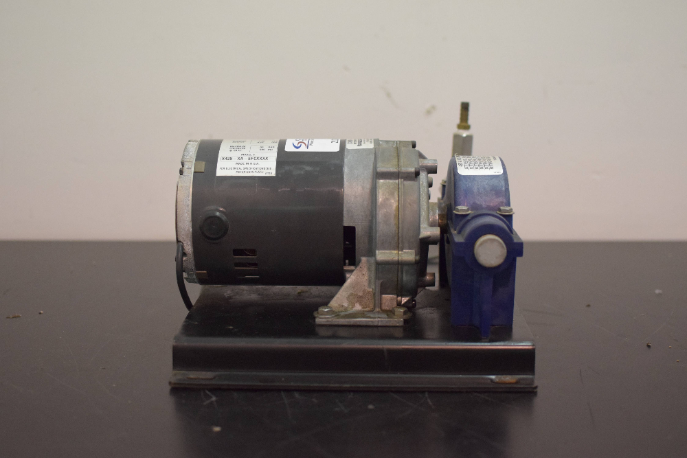 Chem-Tech 400 Series Pulsafeeder Metering Pump