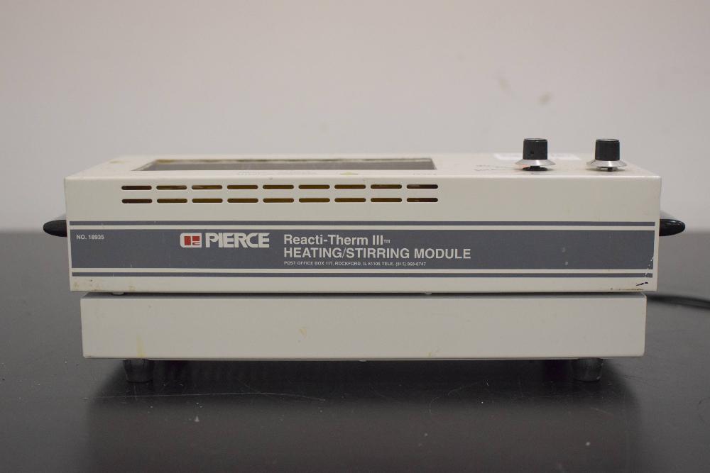 Pierce 18935 Reacti-Therm III Heating / Stirring Module