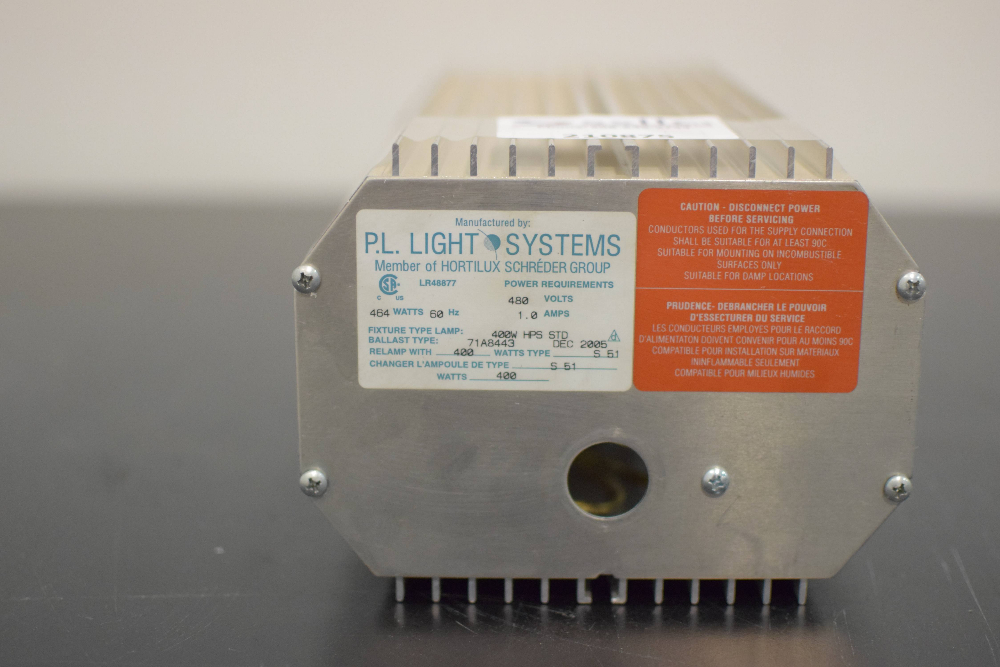 P.L. Light Systems LR48877 Growing Lamp