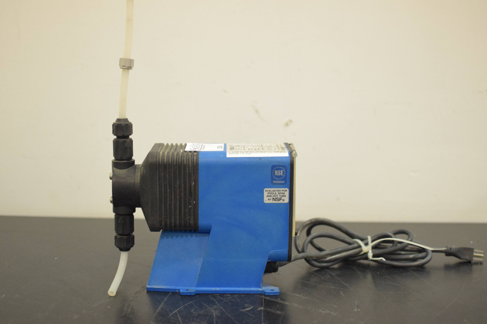 Pulsatron E Plus Electronics Metering Pump
