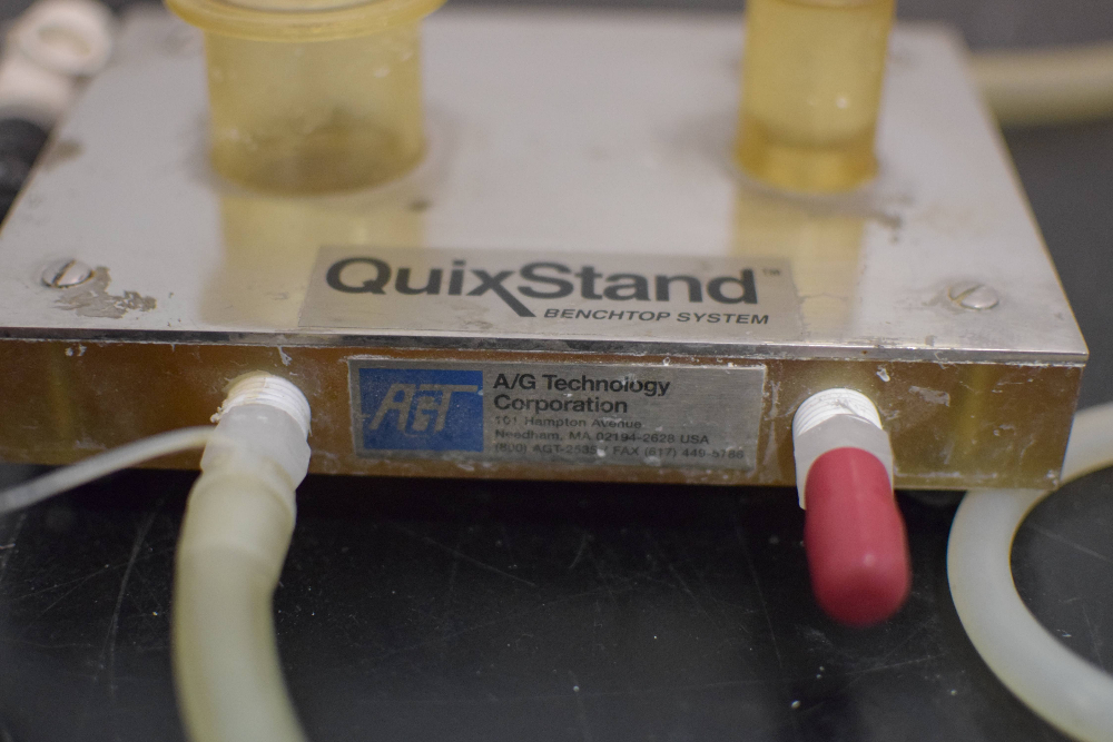 A/G Technology QuixStand Benchtop Stand
