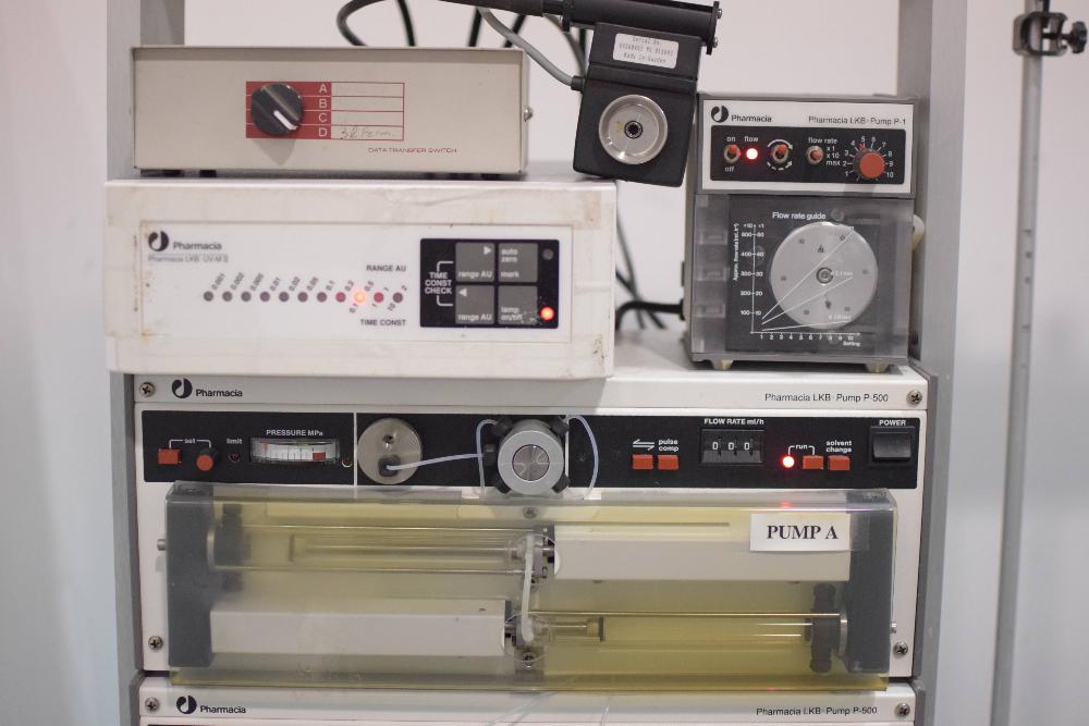 Pharmacia FPLC System