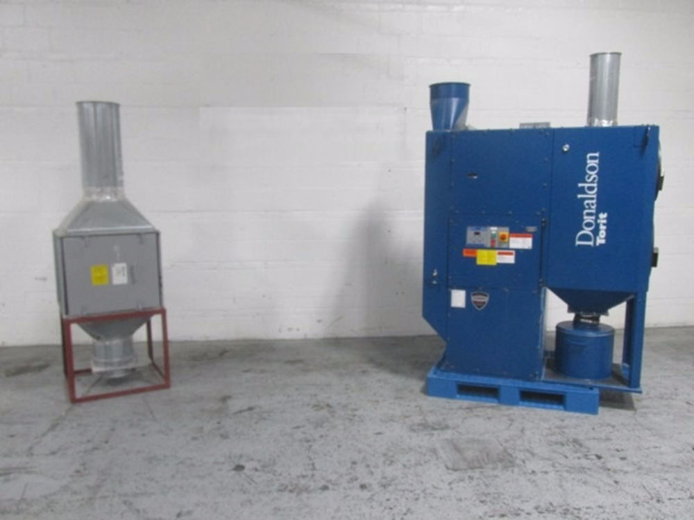 Torit DFO2-2 Dust Collector