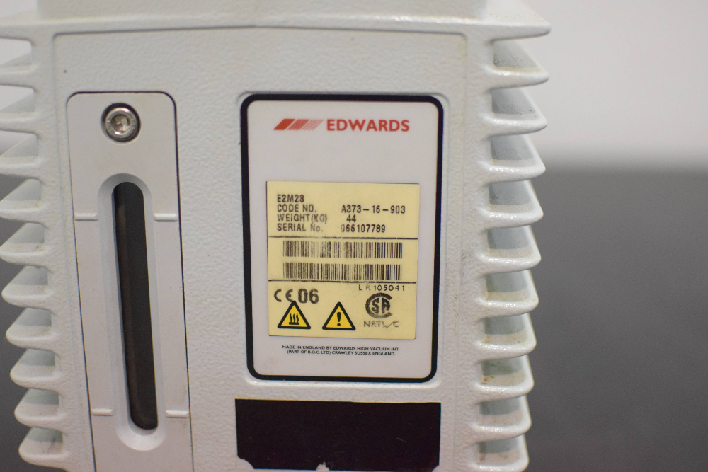 Edwards E2M28 Rotary Vacuum Pump