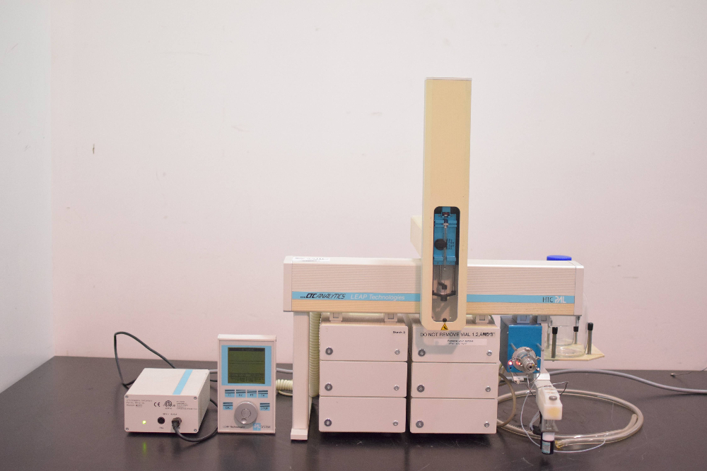 CTC Analytics/Leap Technologies HTC Pal Autosampler
