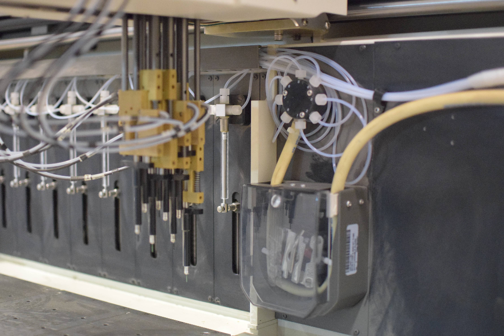 Perkins Elmer AMP8E01 Multiprobe II HT EX Automated Liquid Handler